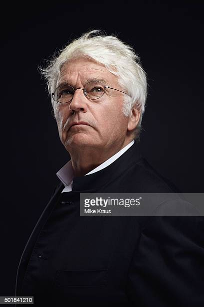 JeanJacques Annaud is photographed for Self Assignment on July 15 2015 in Munich Germany