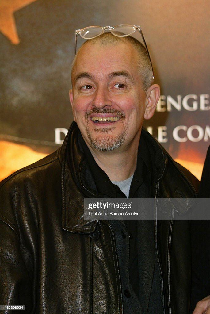 Jean-Jacques Beineix during Gangs of New York Premiere - Paris at UGC Normandy - Champs Elysees in Paris, France.