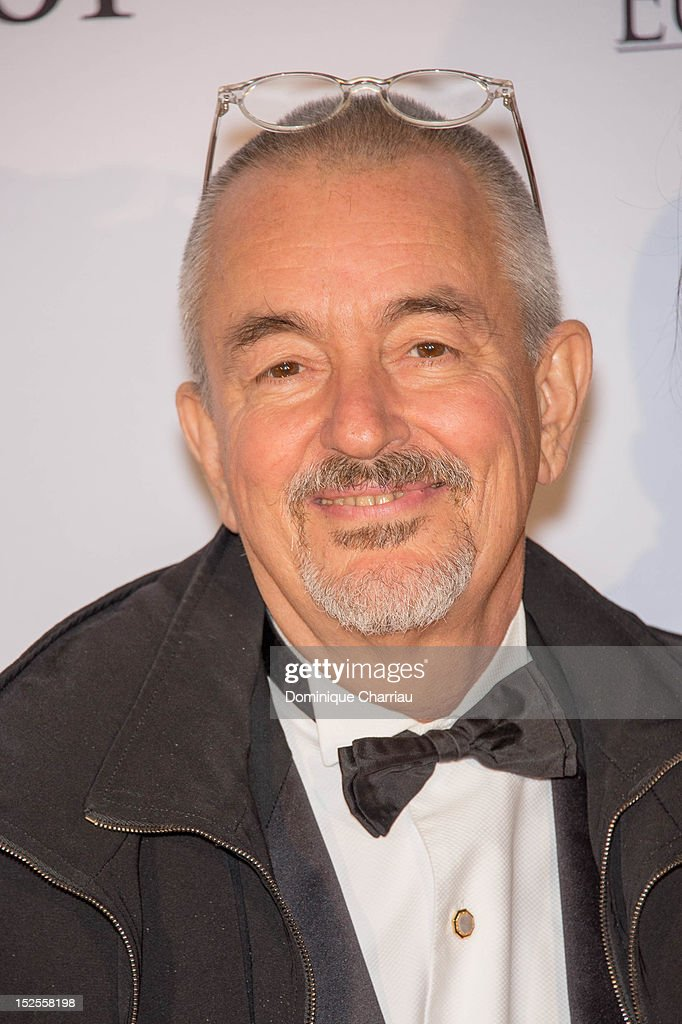 Jean-Jacques Beneix attends 'La Cite Du Cinema' Launch on September 21, 2012 in Saint-Denis, France.