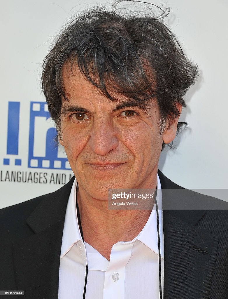 Jean-Jacques Benhamou attends an event hosted by the Consul General Of France, Mr. Axel Cruau, honoring the French nominees for the 85th Annual Academy Awards at French Consulate's Home on February 25, 2013 in Beverly Hills, California.