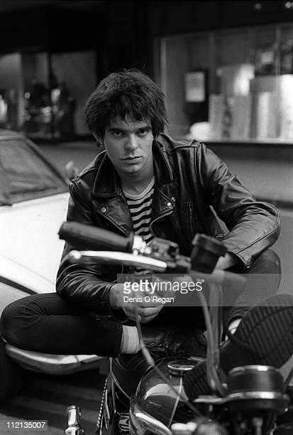 JeanJacques Burnel of the Stranglers in London 1978