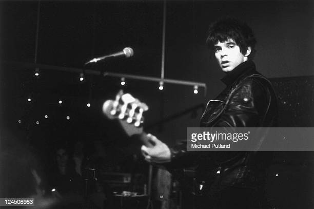 JeanJacques Burnel of The Stranglers performs on stage Philadelphia 16th March 1978