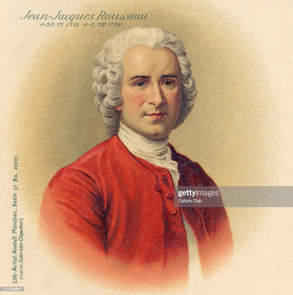 the early life and times of jean jacques rousseau How did jean-jacque rousseau's ideas influence the french revolution update cancel answer wiki men rousseau expands this hypothesis with scraps of explorer's tales about primitive societies with traditional way of life when early political theorists jean-jacques rousseau (1712.