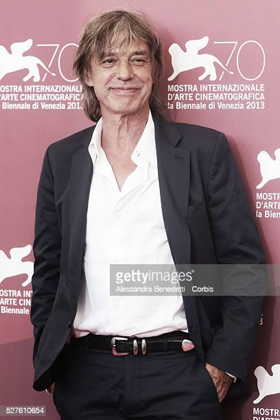 JeanLouis Aubert attends the photocall of movie La Jalousie presented in competition at the 70th International Venice Film Festival
