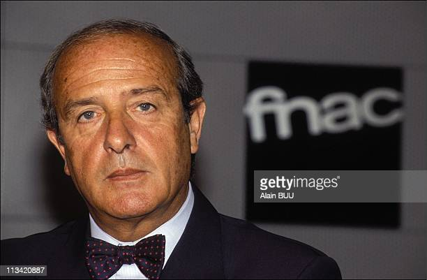 JeanLouis Petriat President Of The FNAC On January 27th 1993