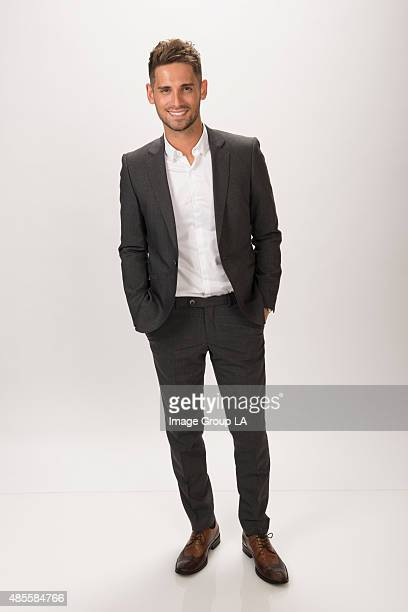 JeanLuc Bilodeau arrived at the ABC TCA SUMMER PRESS TOUR 2015 at the Beverly Hills Ballroom of The Beverly Hilton in Beverly Hills at Disney | ABC...