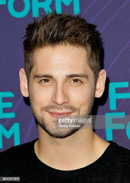 JeanLuc Bilodeau attends the Disney/ABC 2016 Winter TCA Tour at Langham Hotel on January 9 2016 in Pasadena California
