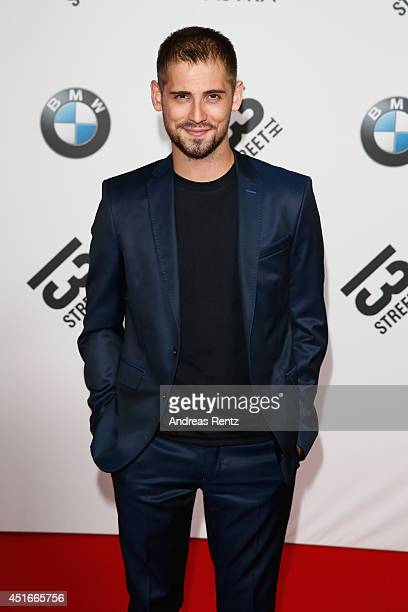 JeanLuc Bilodeau attends the Shocking Shorts Award 2014 at Amerika Haus on July 3 2014 in Munich Germany
