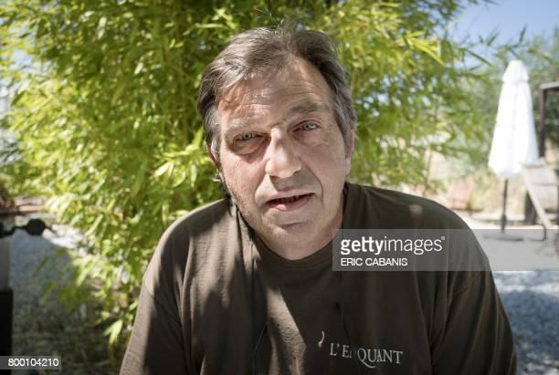 JeanLuc Cambon winegrower sadler and descendant of one of the 87 winegrowers who went to Narbonne in 1907 to take part in a meeting with the...
