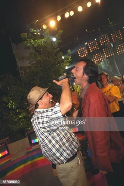 JeanLuc Reichmann swallows Smain's camcorder