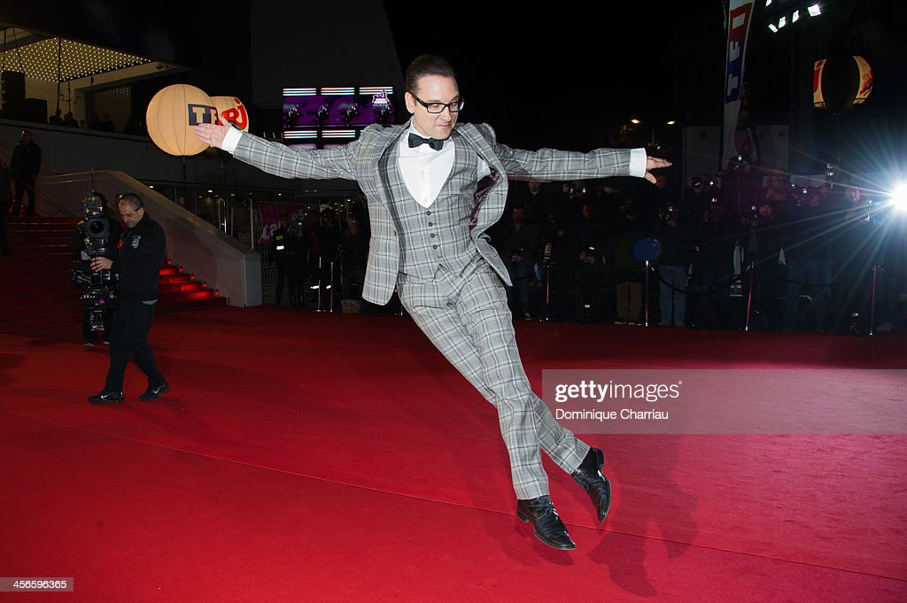 JeanMarc Genereux arrives at the 15th NRJ Music Awards at Palais des Festivals on December 14 2013 in Cannes France