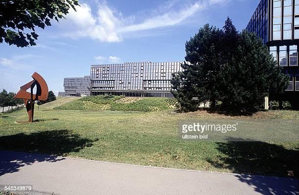 JeanMonnetGebäude der Eurpäischen Kommission 1998