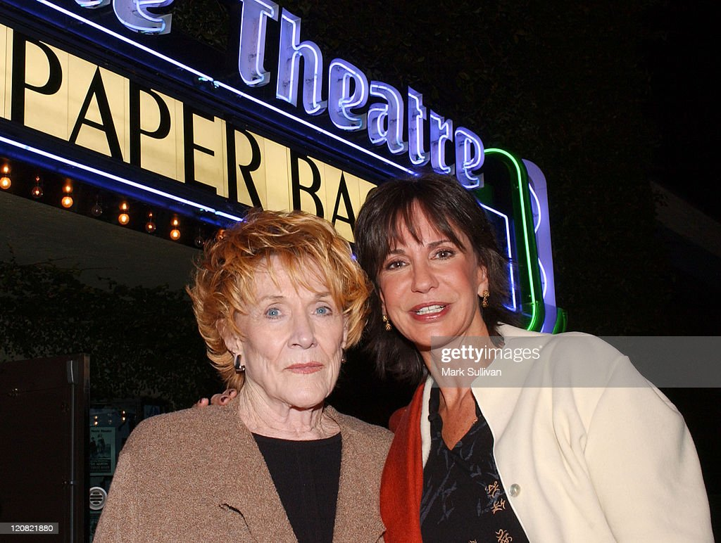 <a gi-track='captionPersonalityLinkClicked' href=/galleries/search?phrase=Jeanne+Cooper&family=editorial&specificpeople=208646 ng-click='$event.stopPropagation()'>Jeanne Cooper</a> and <a gi-track='captionPersonalityLinkClicked' href=/galleries/search?phrase=Jess+Walton&family=editorial&specificpeople=243212 ng-click='$event.stopPropagation()'>Jess Walton</a> during Private Screening of 'Paper Bags' and 'Golf Cart Driving School' at Silent Movie Theatre in Los Angeles, California, United States.