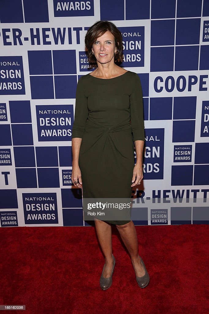 Jeanne Gang attends the 2013 Cooper-Hewitt National Design Awards at Pier 60 on October 17, 2013 in New York City.
