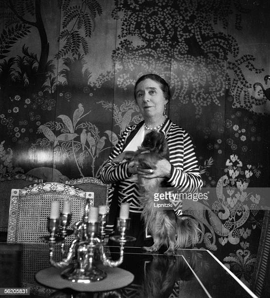 Jeanne Lanvin French couturier France 1932