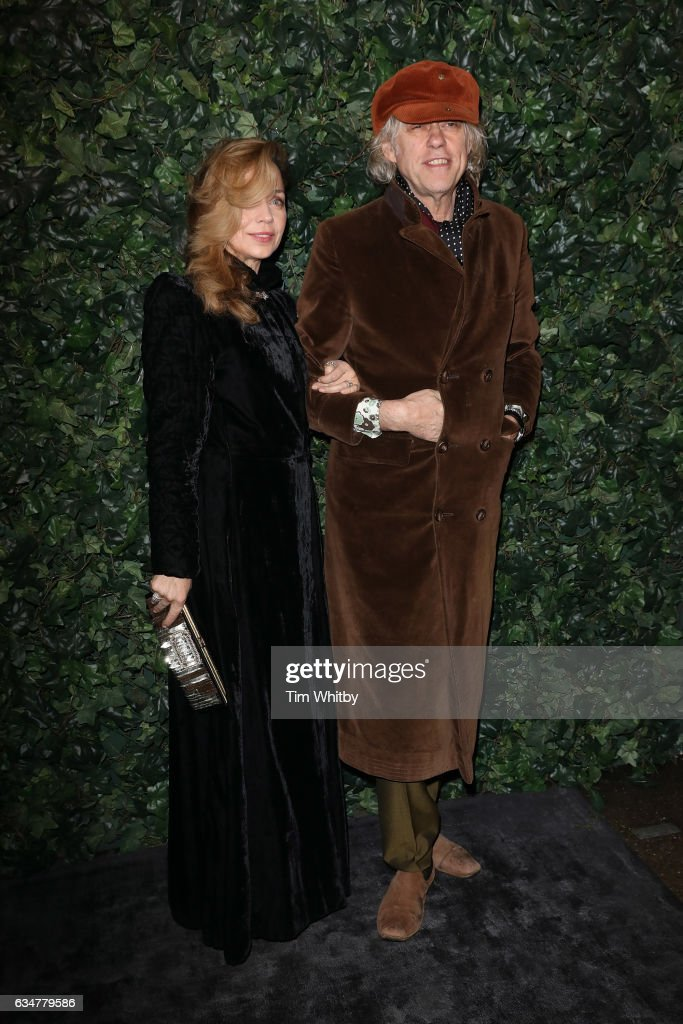 jeanne-marine-and-bob-geldof-attend-a-pre-bafta-party-hosted-by-and-picture-id634779586