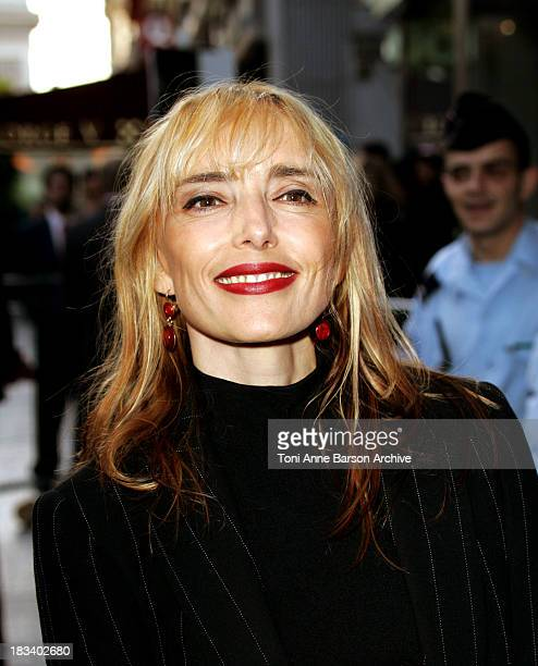 Jeanne Mas during Collateral Premiere Paris at UGC Normandy in Paris France