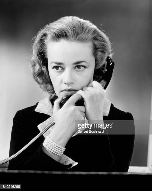 Jeanne Moreau in 'Lift to the Scaffold' directed by Louis Malle