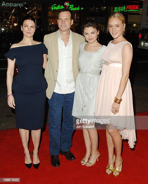 Jeanne Tripplehorn Bill Paxton Ginnifer Goodwin and Chloe Sevigny
