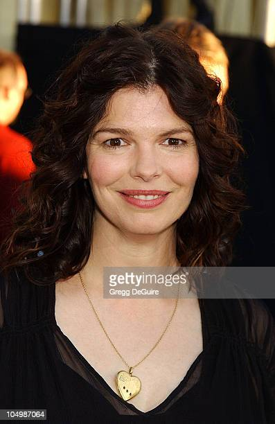 Jeanne Tripplehorn during 'Austin Powers In Goldmember' Premiere at Universal Amphitheatre in Universal City California United States