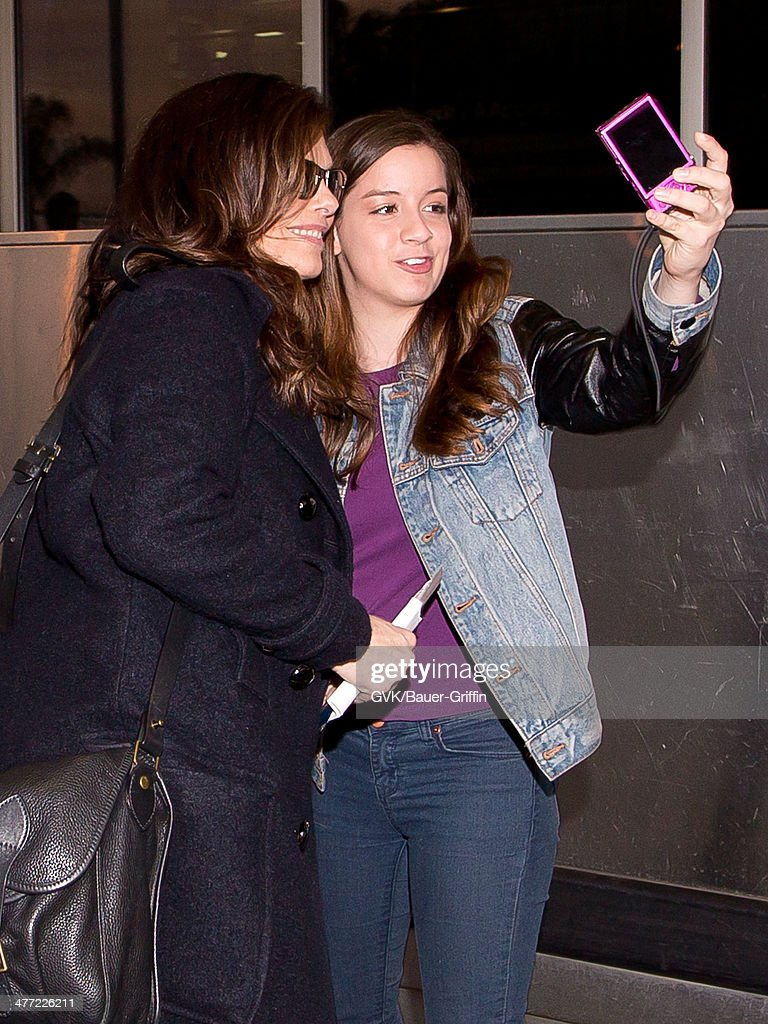 <a gi-track='captionPersonalityLinkClicked' href=/galleries/search?phrase=Jeanne+Tripplehorn&family=editorial&specificpeople=584225 ng-click='$event.stopPropagation()'>Jeanne Tripplehorn</a> is seen at LAX on March 07, 2014 in Los Angeles, California.