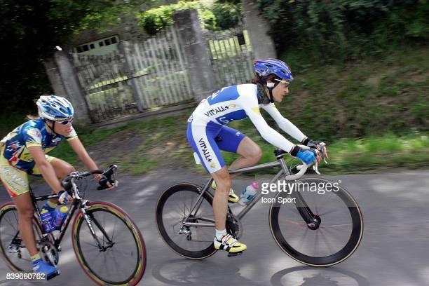 Jeannie LONGO Championnats de France 2007 Course en Ligne femmes Elite Aurillac