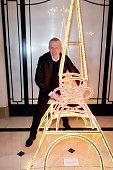 23rd Edition Of 'Les Sapins De Noel Des Createurs In...