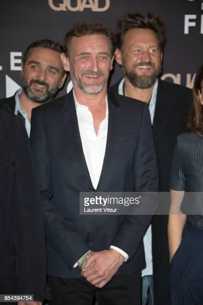 JeanPaul Rouve attends 'Le Sens De La Fete' Paris Premiere at Le Grand Rex on September 26 2017 in Paris France