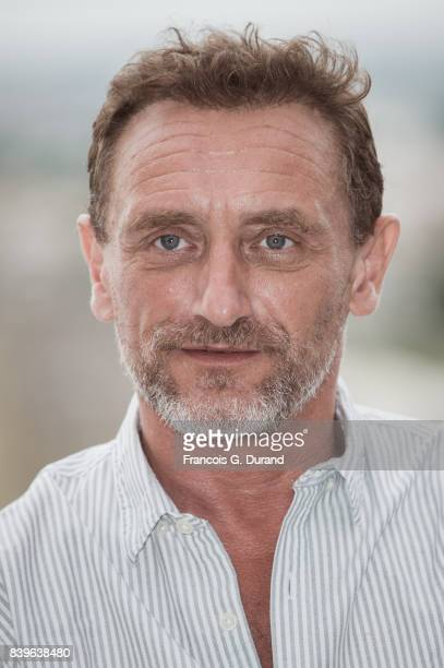 JeanPaul Rouve attends the 10th Angouleme FrenchSpeaking Film Festival on August 26 2017 in Angouleme France