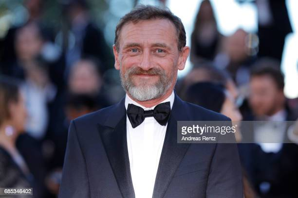 JeanPaul Rouve attends the 'Okja' screening during the 70th annual Cannes Film Festival at Palais des Festivals on May 19 2017 in Cannes France