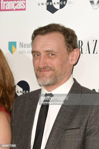JeanPaul Rouve attends the 'Trophees Du Film Francais' 24th Ceremony at Palais Brongniart on February 2 2017 in Paris France
