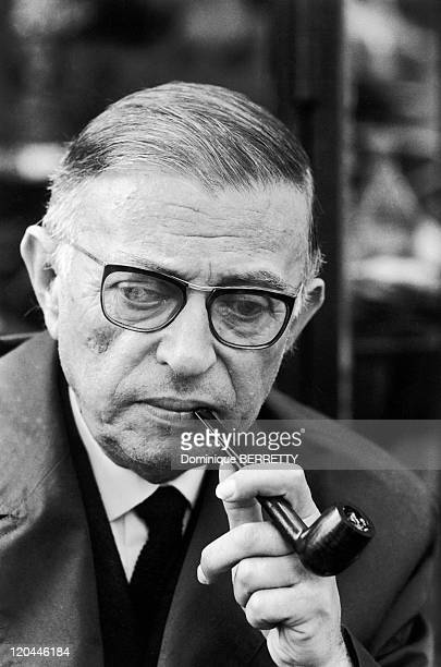 an analysis of jean paul sartres the flies Once freedom has exploded in the soul of man, the gods no longer have any power over him (from 'the flies') existentialism is a humanism jean-paul sartre.