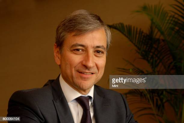 JeanPhilippe President of Microsoft International and Senior Vice President of Microsoft Corporation photographed during an interview with Mint