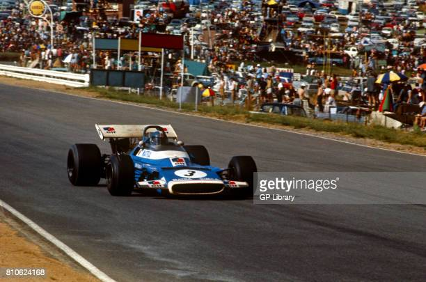 JeanPierre Beltoise driving a Matra MS120 at Kyalami the South African GP 4th South Africa