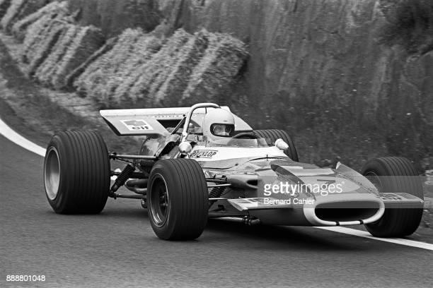 JeanPierre Beltoise MaMatraFord MS80 Grand Prix of France Charade Circuit 06 July 1969