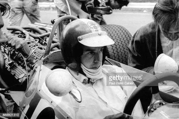 JeanPierre Beltoise Matra MS11 Grand Prix of Belgium Circuit de SpaFrancorchamps 09 June 1968