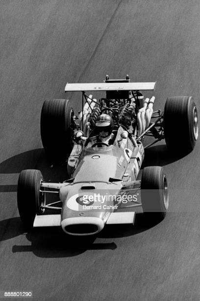 JeanPierre Beltoise Matra MS11 Grand Prix of Italy Autodromo Nazionale Monza 08 September 1968