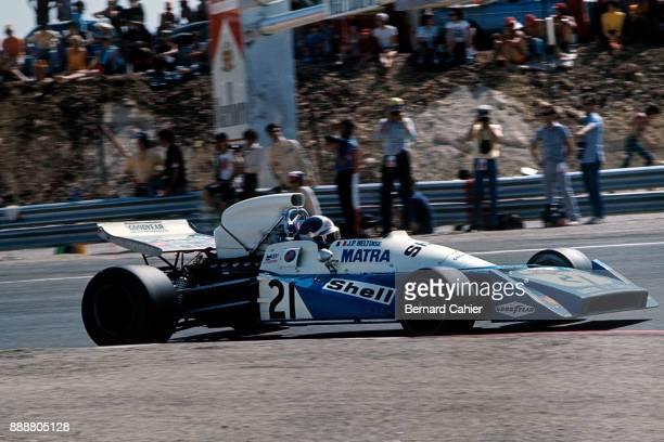 JeanPierre Beltoise Matra MS120B Grand Prix of France Circuit Paul Ricard 04 July 1971