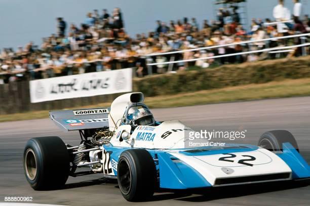 JeanPierre Beltoise Matra MS120B Grand Prix of Great Britain Silverstone Circuit 17 July 1971