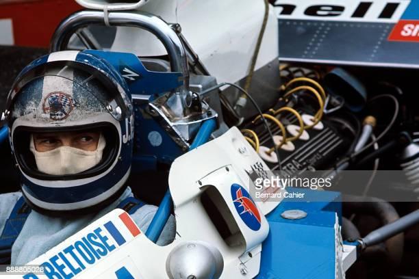 JeanPierre Beltoise Matra MS120B Grand Prix of the Netherlands Circuit Park Zandvoort 20 June 1971