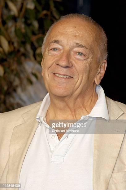 JeanPierre Cassel during 'Desire Landru' St Tropez Premiere Arrivals in St Tropez France