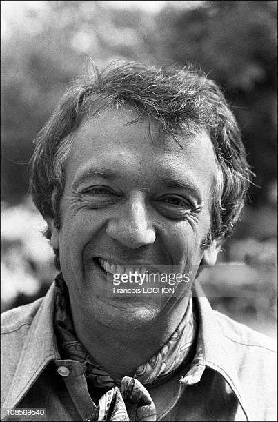 JeanPierre Cassel in Deauville France on October 04th 1976