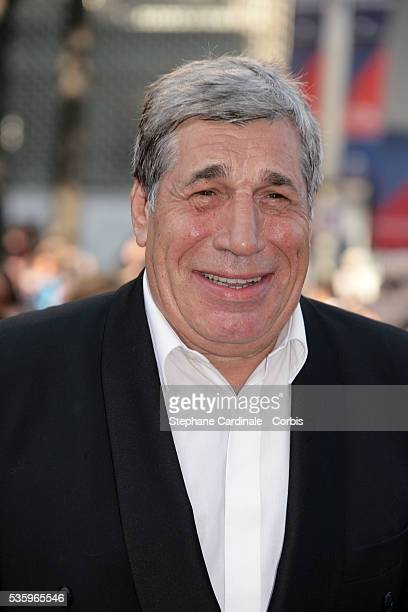 JeanPierre Castaldi at the premiere of 'Star Wars Episode III Revenge of the Sith' during the 58th Cannes Film Festival