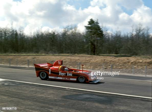 jean pierre jarier arturo merzario 39 s alfa romeo t33 pictures getty images. Black Bedroom Furniture Sets. Home Design Ideas