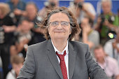 JeanPierre Leaud attends the 'La Mort De Louis XIV' Photocall during the 69th annual Cannes Film Festival at the Palais des Festivals on May 19 2016...