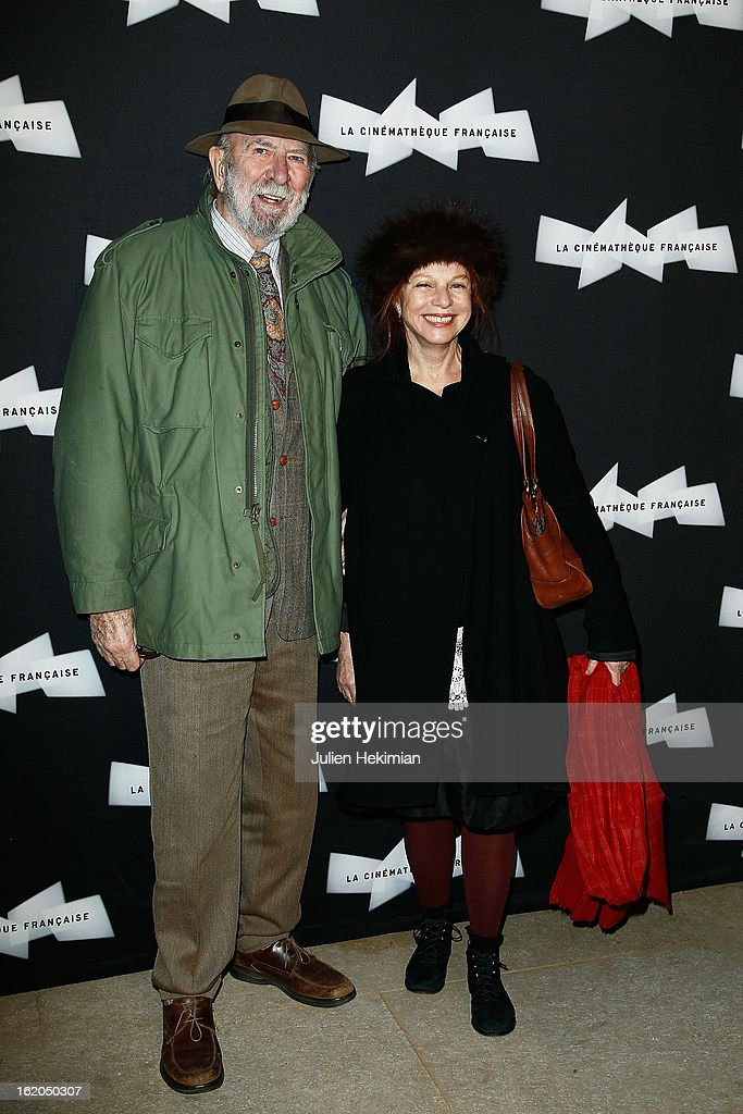 <a gi-track='captionPersonalityLinkClicked' href=/galleries/search?phrase=Jean-Pierre+Marielle&family=editorial&specificpeople=573642 ng-click='$event.stopPropagation()'>Jean-Pierre Marielle</a> and his wife attend the Maurice Pialat Exhibition And Retrospective Opening at Cinematheque Francaise on February 18, 2013 in Paris, France.