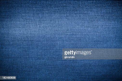 Jeans denim detail