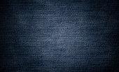 Horizontal jeans texture