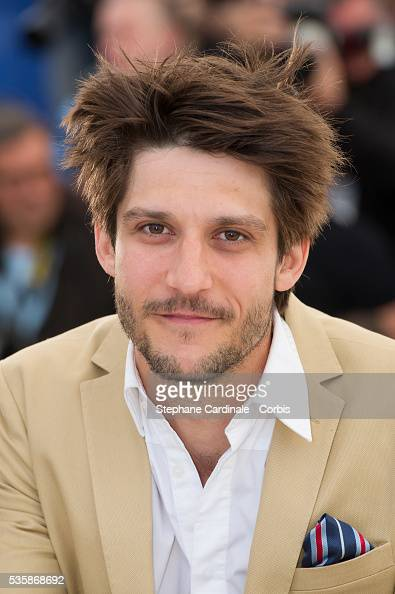 JeanSebastien Courchesne attends the 'Sarah Prefere La Course' Photo call during the 66th Cannes International Film Festival