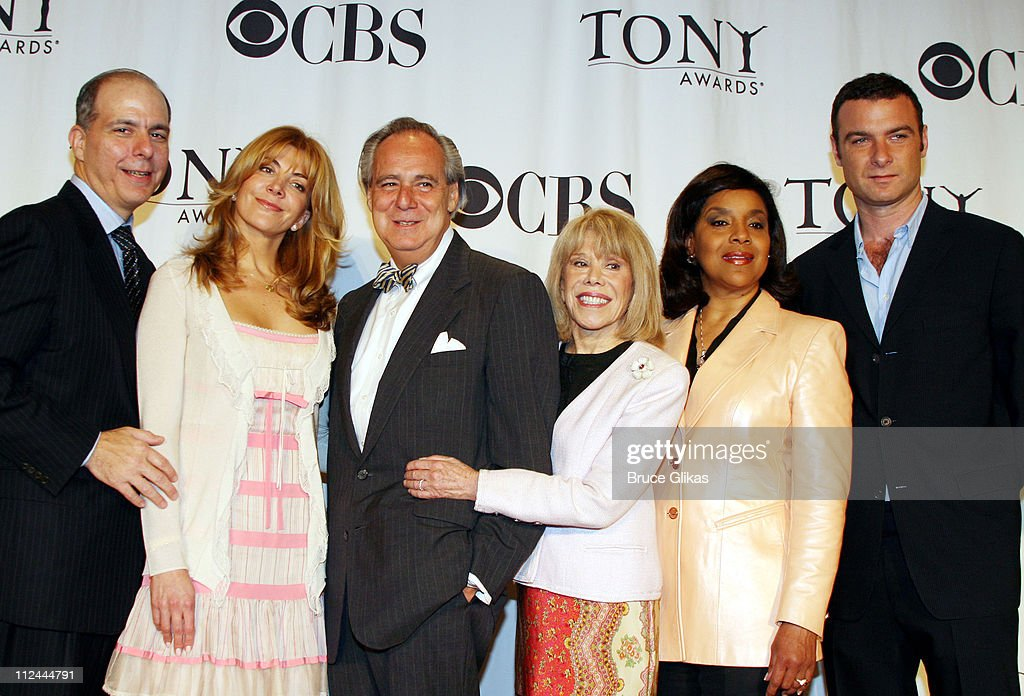 2006 Tony Awards Nominations Announcement